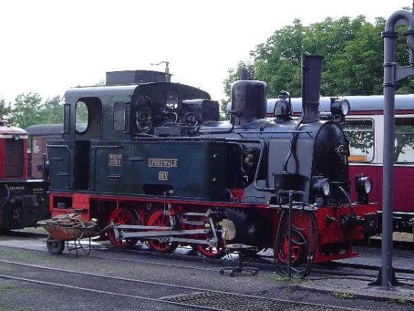 Kesselleitungen Spreewald - Forum für Klein- und Privatbahnen