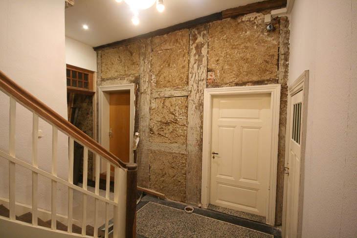 Fachwerkhaus Renovieren arctofilz - wie aus der renovierung der wände eine komplettsanierung